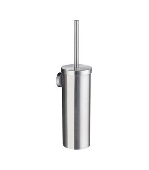 Smedbo Home Collection Toilet Brush Wallmount - Brushed Chrome