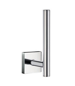 Smedbo House Collection Spare Toilet Roll Holder Wallmount - Polished Chrome