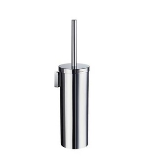 Smedbo House Collection Brass Toilet Brush Wallmount - Polished Chrome