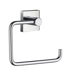 Smedbo House Collection Toilet Roll Holder - Polished Chrome