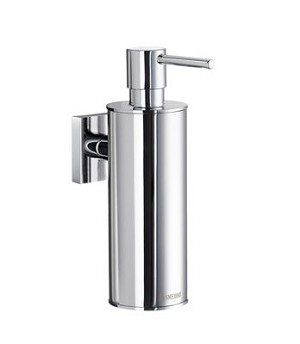 Smedbo House Collection Solid Brass Soap Dispenser Wallmount - Polished Chrome