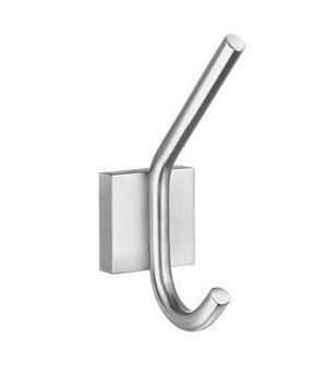 Smedbo House Collection Bath Robe Hook - Brushed Chrome
