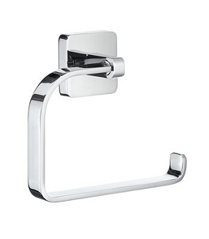 Smedbo Ice Toilet Roll Holder - Polished Chrome