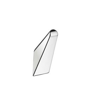 Smedbo Life Collection Single Hook - Polished Chrome