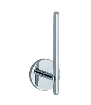 Smedbo Loft Collection Spare Toilet Roll Holder - Polished Chrome