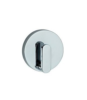 Smedbo Loft Collection Single Towel Hook - Polished Chrome