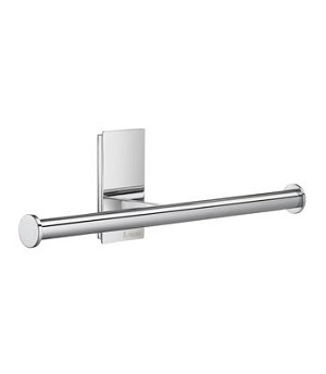 Smedbo Pool Collection Spare Toilet Roll Holder - Polished Chrome