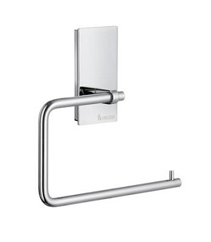 Smedbo Pool Collection Toilet Roll Holder - Polished Chrome