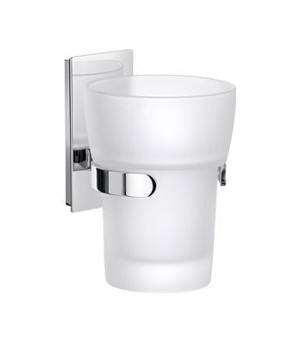 Smedbo Pool Collection Tumbler Holder - Polished Chrome