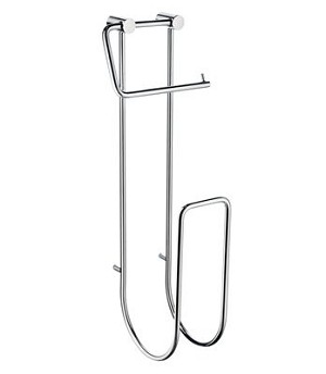 Smedbo Sideline Collection Toilet Roll Holder - Polished Chrome