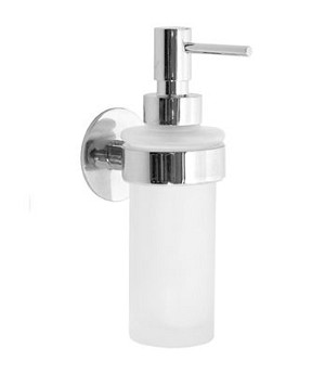 Smedbo Time Collection Soap Dispenser Wallmount - Polished Chrome