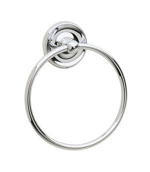 Smedbo Villa Collection Towel Ring - Polished Chrome