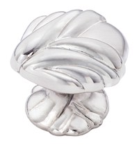 Amerock 1 3/8 Inch Sterling Nickel Expressions Cabinet Knob