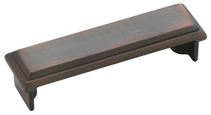 Amerock 3 Inch CC Oil Rubbed Bronze Manor Cup Pull