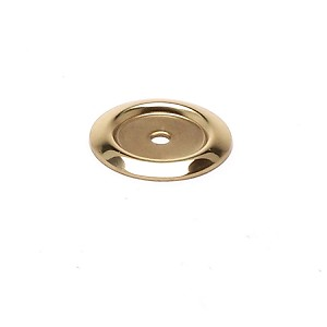 Berenson Plymouth Series 1 - 1/4 Inch Back Plate in Polished Brass