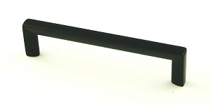 Berenson Metro Series 128mm CC Pull in Matte Black