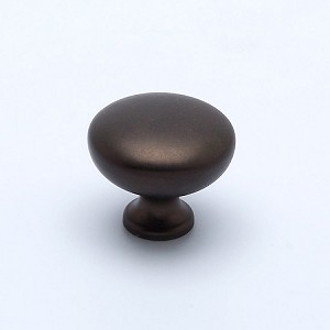"Berenson Adiago Series 1-1/16"" Knob in Oil Rubbed Bronze"