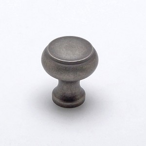 Berenson Forte 2 - 1 5/16 Inch Knob in Weathered Nickel