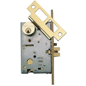 Mortise Lock Body - Lever/Lever