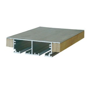 Cavilock ceiling mounted single sliding door track for Ceiling mounted sliding panels