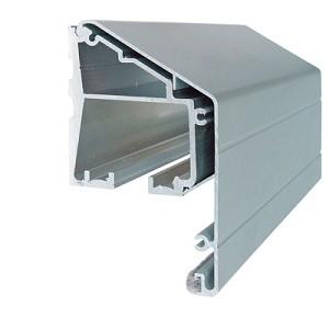 Cavilock wall mounted aluminum barn door track for Sliding wall track