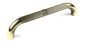 Century 10 Inch CC Appliance Pull in Polished Antique