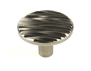 Century Dolce 45mm Cabinet Knob in Antique Pewter