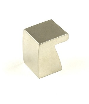 Century Fairmont 21mm Cabinet Knob in Matt Nickel Europe
