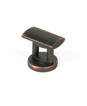 Century Monarch T-Knob in Antique Bronze with Copper