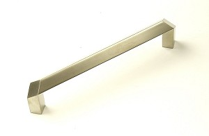 Century Venus 128mm Cabinet Pull in Matte Nickel
