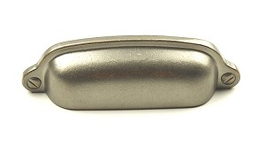 Century Yukon 3 Inch CC Cup Pull in Weathered Nickel/Copper