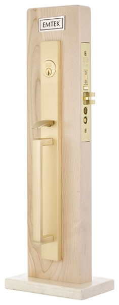 Emtek Adelaide Mortise Entrance Handleset