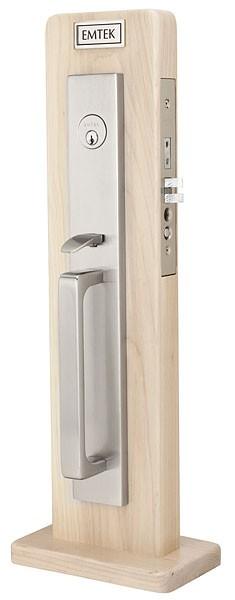 Emtek Door Hardware Emtek Lugano Mortise Entry Handleset