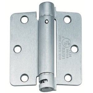 PHG 3-1/2 Inch Grade I Commercial Spring Hinges with 1/4 Inch Radius Corners (each)