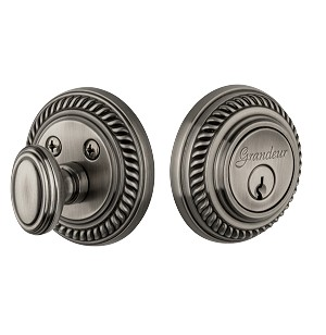 Grandeur Newport Deadbolt - Single Cylinder