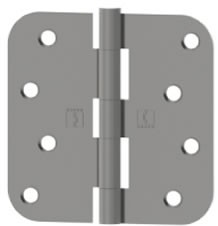 Hager 4 Inch Door Hinges with 5/8 Inch Radius Corner EACH