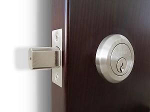 Inox GD Square Deadbolt for 1 5/8 Inch Bore