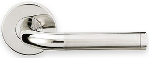 Inox 108 Vienna Lever Handle