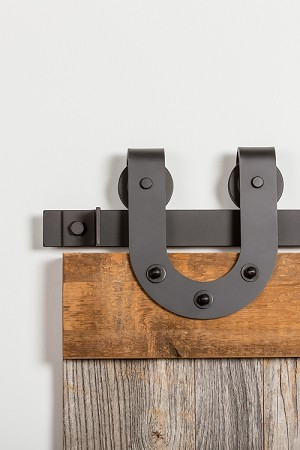 Leatherneck 403 Horseshoe Barn Door Track Hanger
