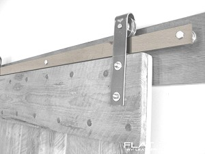 Leatherneck 142 Flat Track Sections - Stainless Steel Mill Finish