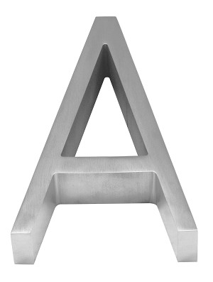 Linnea 5 Inch House Letter - A