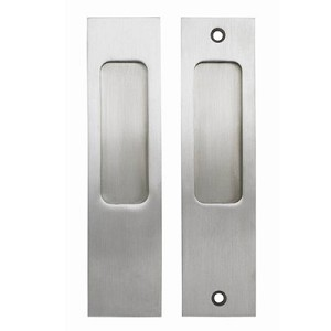 Linnea PL-160S Square Passage Pocket Door Set