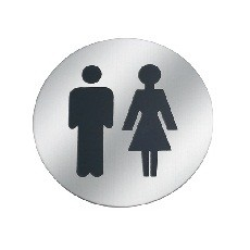 Linnea Male/Female Door Sign SGN-3