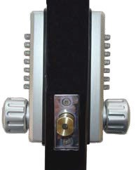 Lockey Style 3210 Double Combination Deadbolt
