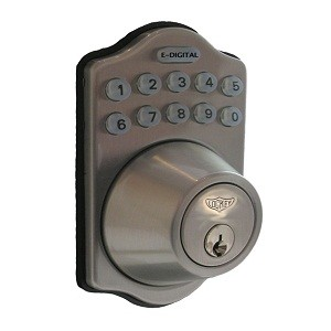 Lockey E-Digital Electronic Deadbolt Lock