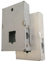 Lockey Style 2500 Aluminum Gate Box