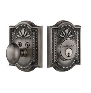 Nostalgic Warehouse Meadows Single Cylinder Deadbolt