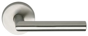 Omnia Stainless Steel Lever Style 12