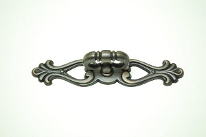 Residential Essentials Back Plate w/ Mock Key in Venetian Bronze