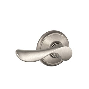 Schlage Champagne Lever Handle